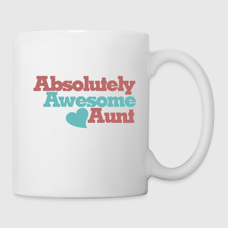 Awesome Aunt - Coffee/Tea Mug