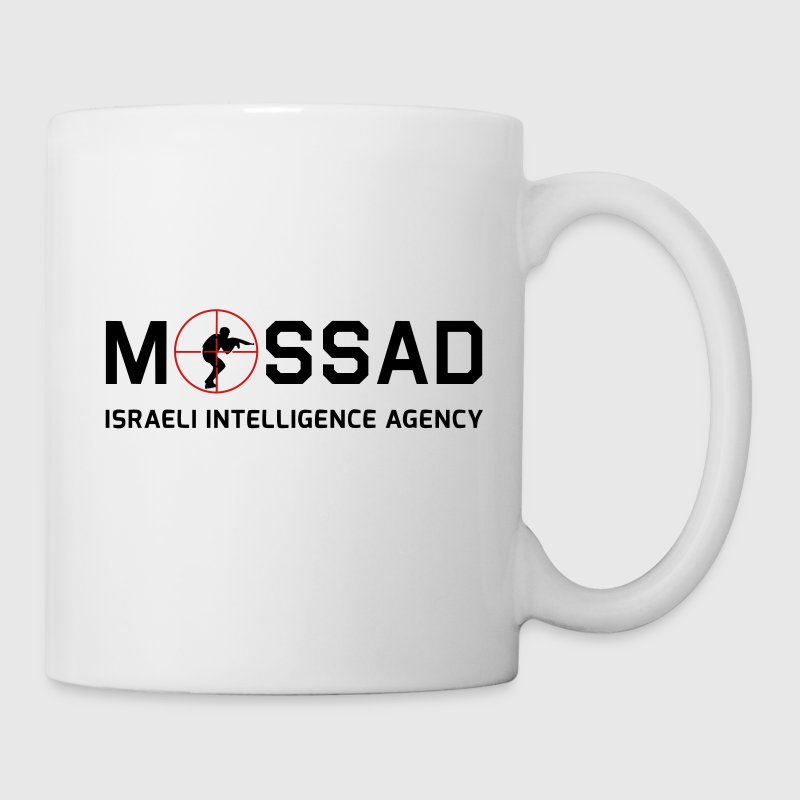 Mossad - Israeli Intelligence Agency - Scope - Coffee/Tea Mug