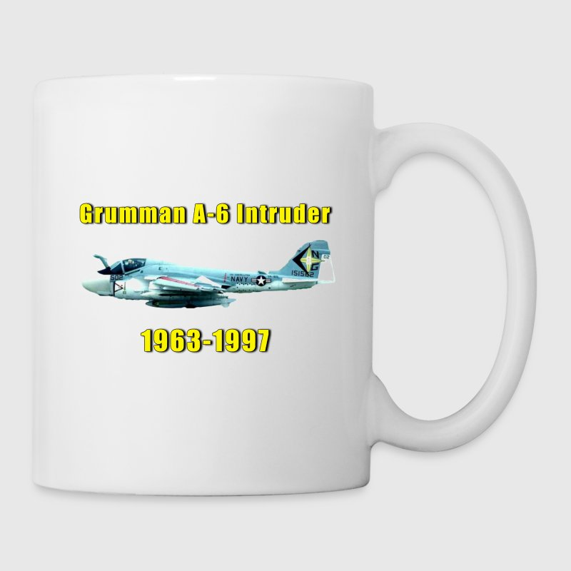 A-6 Intruder Tribute Cup Featuring the VA-165 Boom - Coffee/Tea Mug
