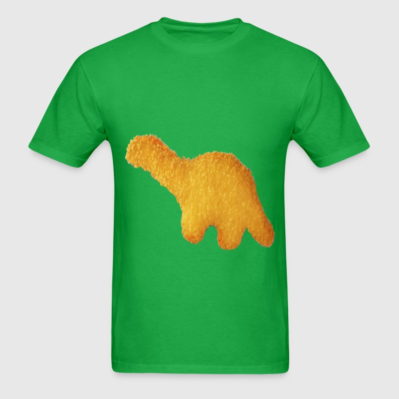 Dino Chicken Nugget T-Shirt - Men's T-Shirt