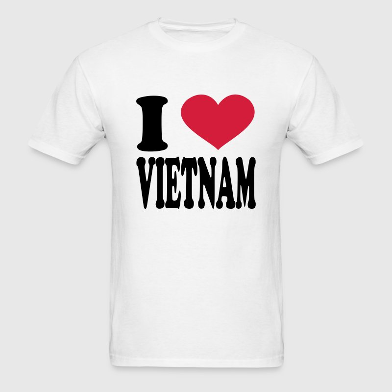 i love vietnam T-Shirts - Men's T-Shirt