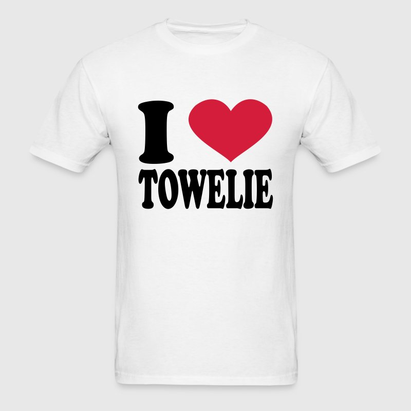 I Love Towelie T-Shirts - Men's T-Shirt