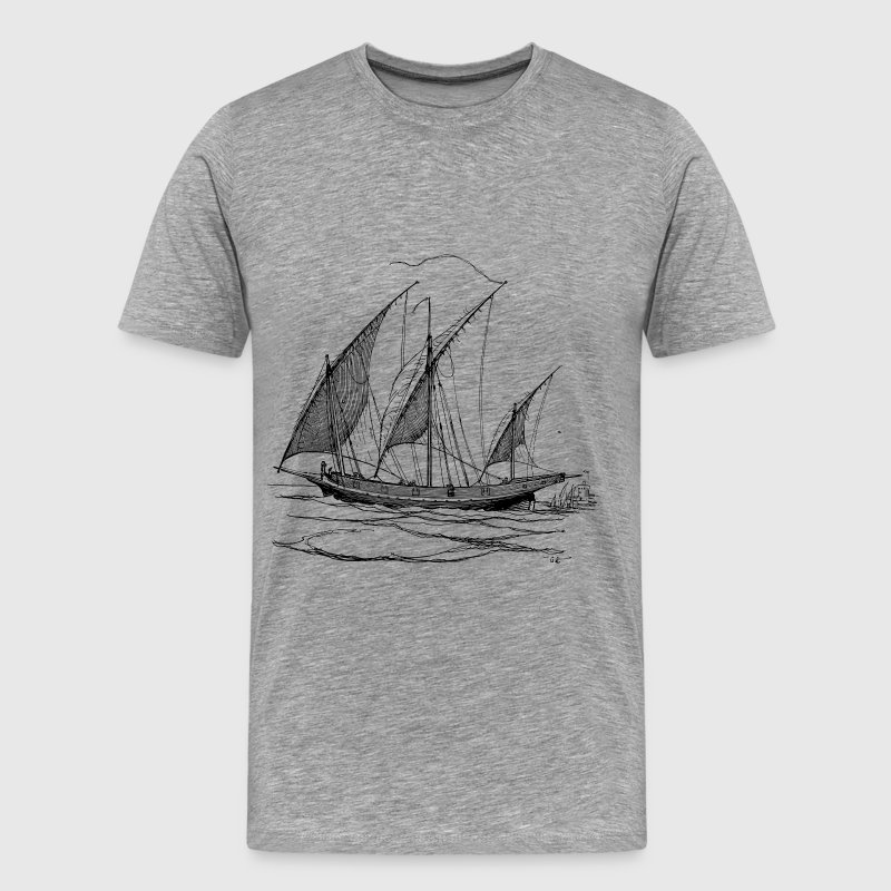 Lateen Sails - Men's Premium T-Shirt