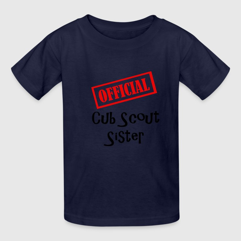 Official Cub Scout Brother Sibling Shirt - Kids' T-Shirt