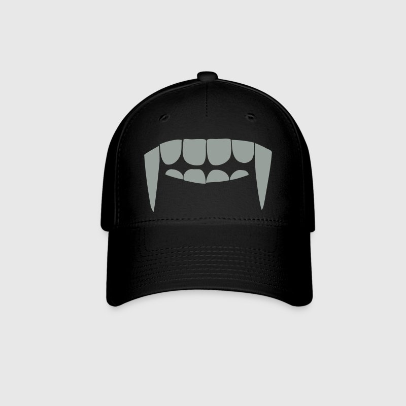 Fangs of a vampire Caps - Baseball Cap