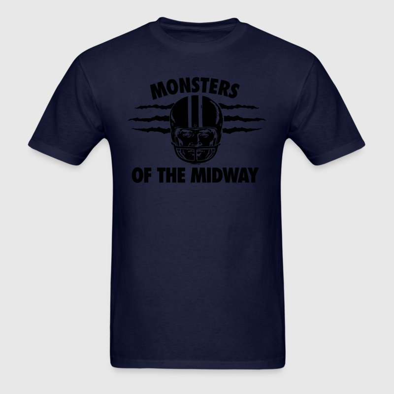 Monsters of the Midway T-Shirts - Men's T-Shirt