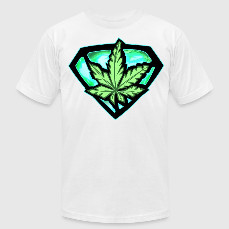 Super Dank T-Shirts - Men's T-Shirt by American Apparel