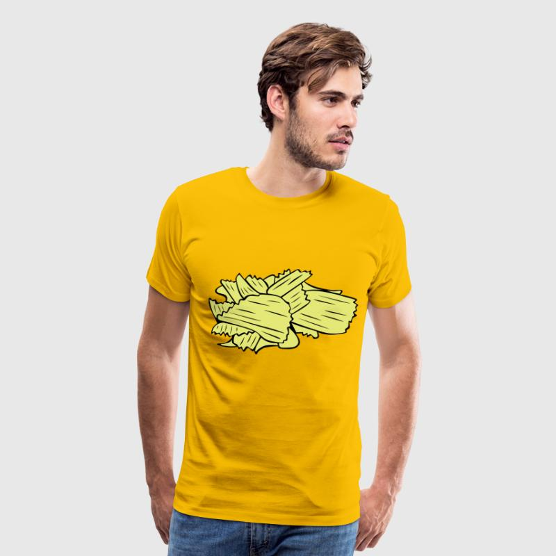 Potato Chips - Men's Premium T-Shirt