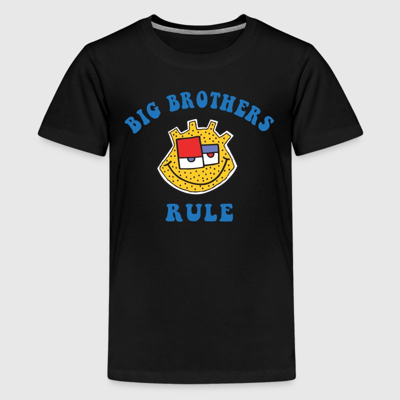 Big Brothers Rule - Kids' Premium T-Shirt