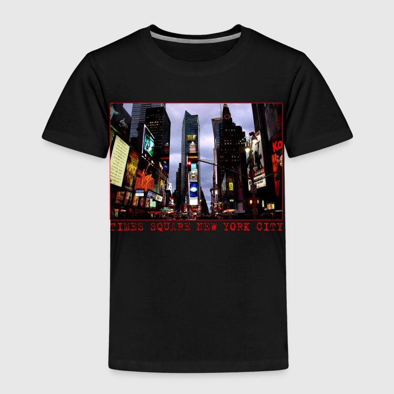 Toddler New York Souvenir T-shirt NYC Times Square - Toddler Premium T-Shirt