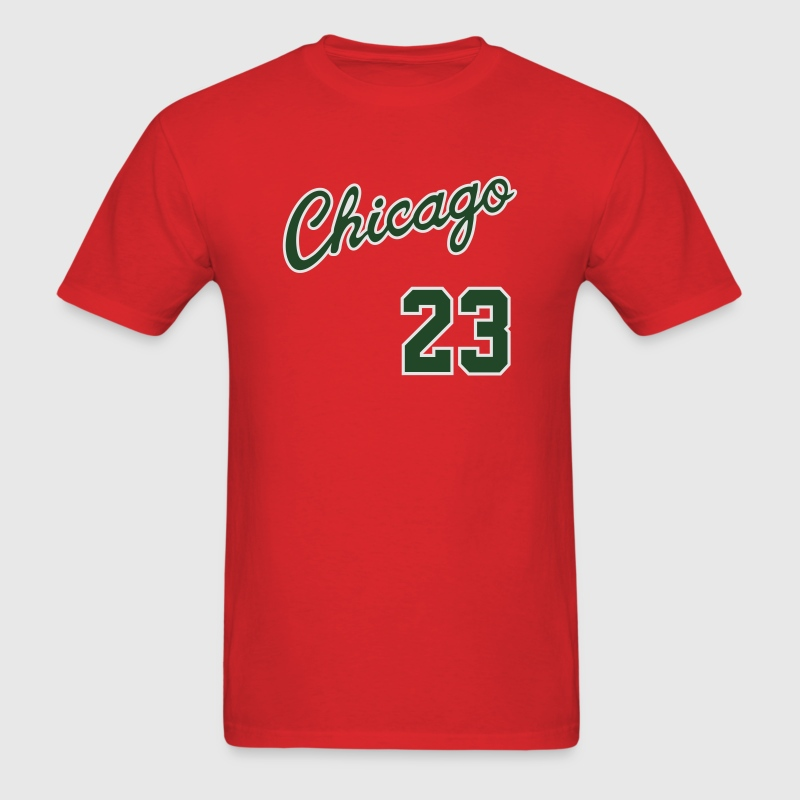 Chicago Sports Jersey T-Shirts - Men's T-Shirt