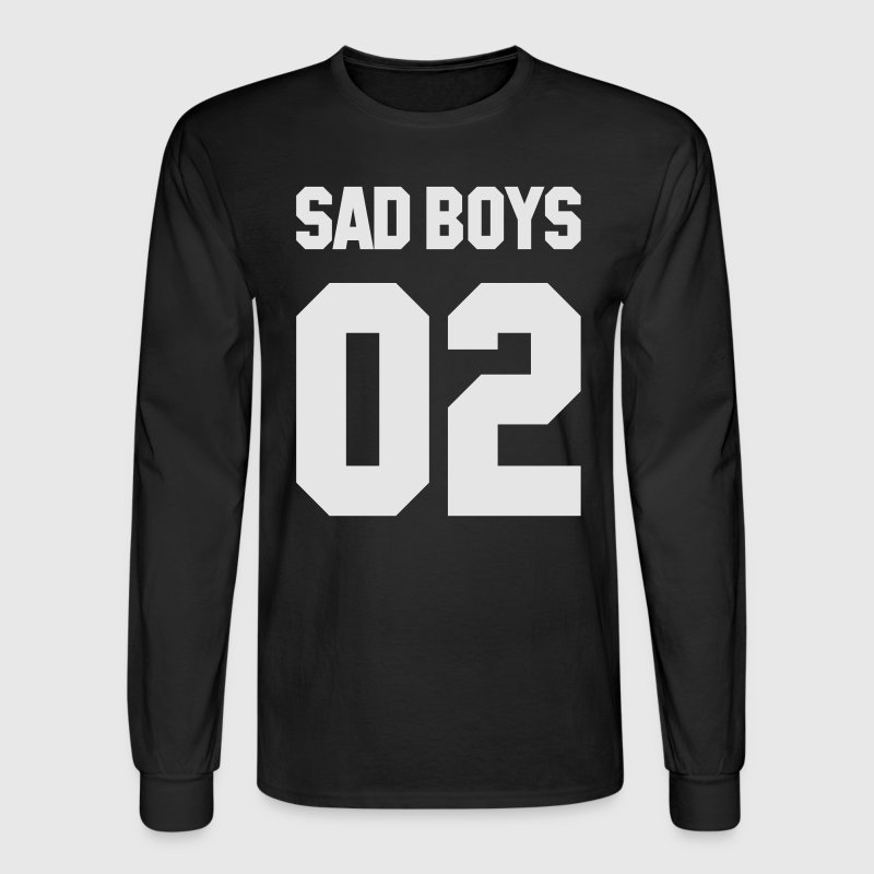 SAD BOYS Long Sleeve Shirts - Men's Long Sleeve T-Shirt