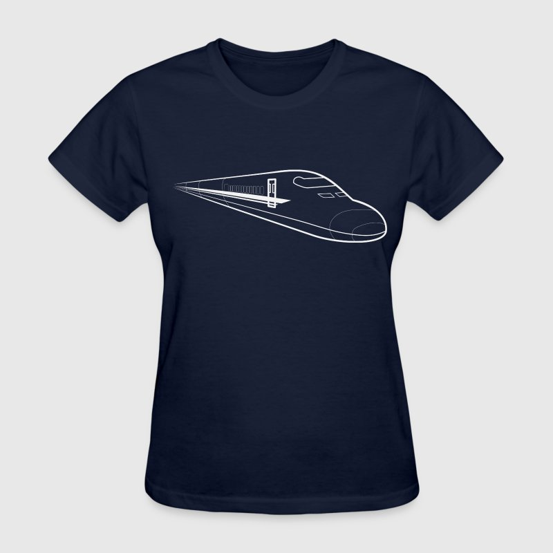 Shinkansen (No Text) - Women's T-Shirt