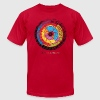 pi crop circle T-Shirts - Men's T-Shirt by American Apparel