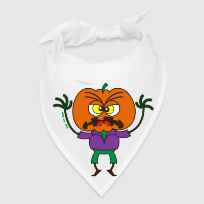 Scary Halloween Scarecrow Phone & Tablet Cases - Bandana
