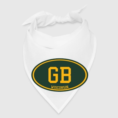 GB Wisconsin Bottles & Mugs - Bandana