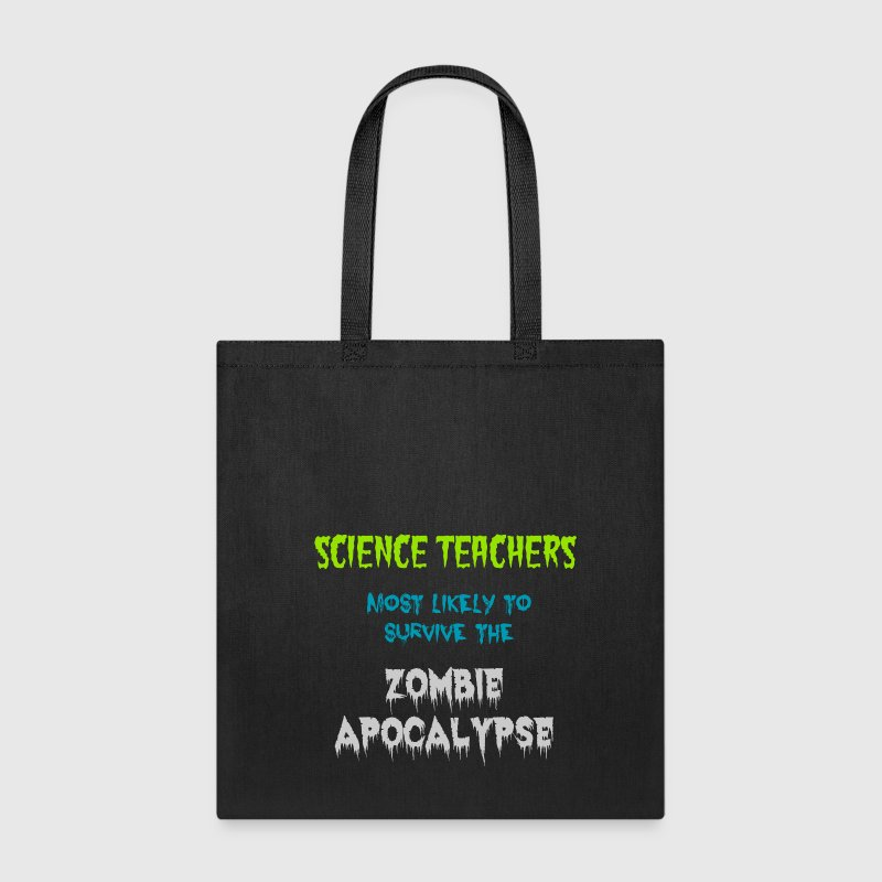 Canvas Tote Science Teacher - Tote Bag