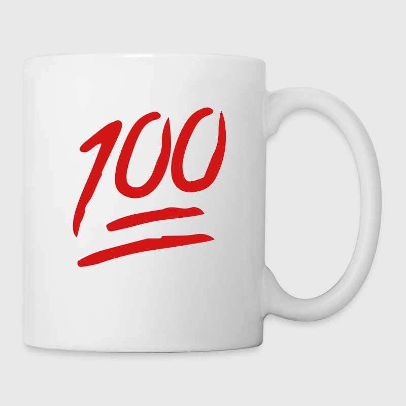 Keep It 100 Shirt Bottles & Mugs - Coffee/Tea Mug