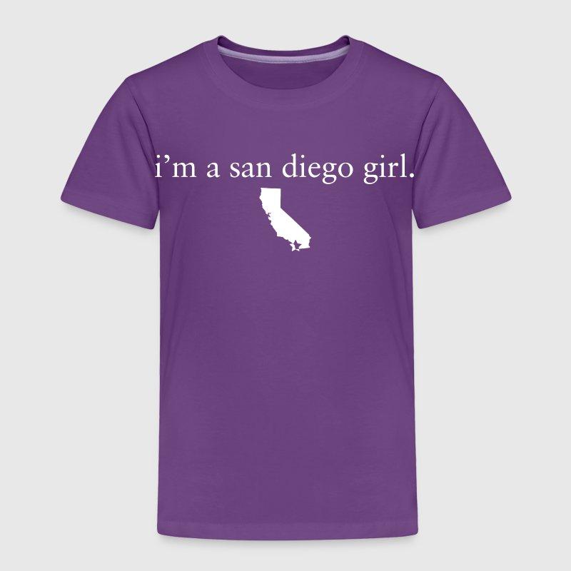 San diego girl girls pride represent t shirt tops t shirt for Shirt printing san diego
