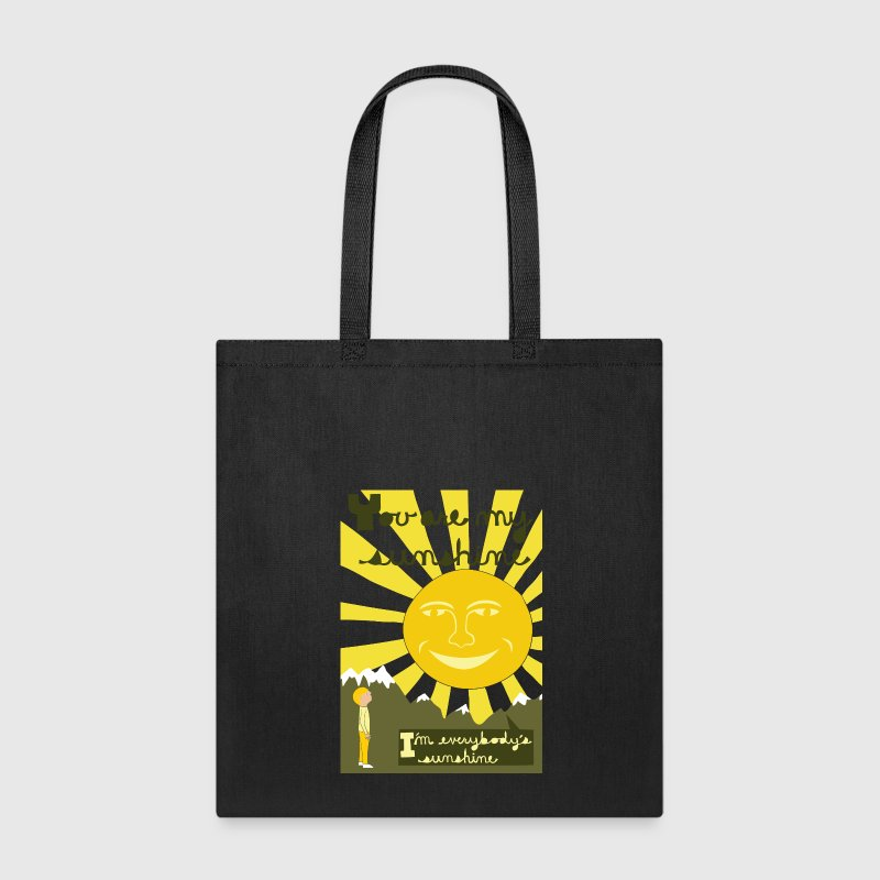 you are my sunshine Bags & backpacks - Tote Bag