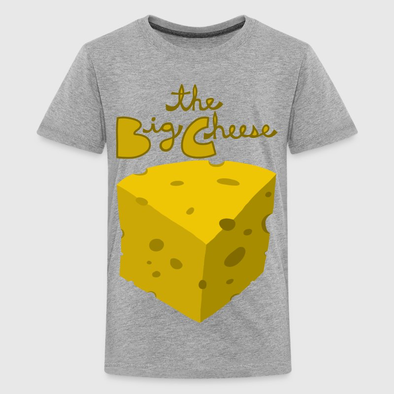 the big cheese Kids' Shirts - Kids' Premium T-Shirt