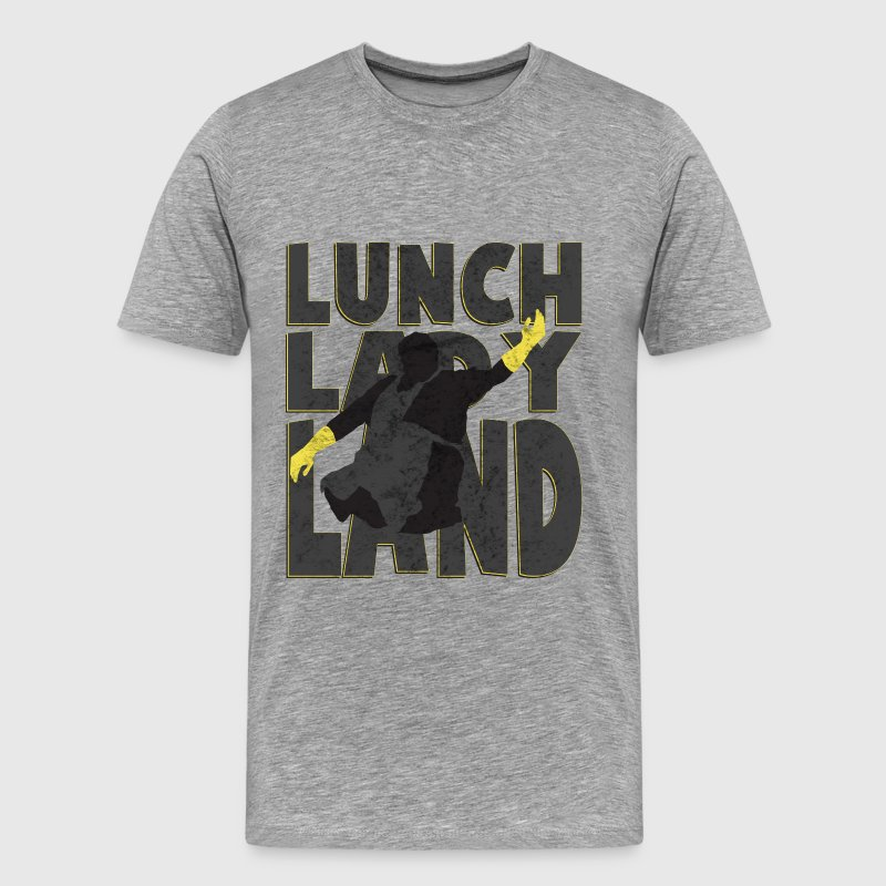 Lunch Lady Land Premium T-Shirt - Men's Premium T-Shirt