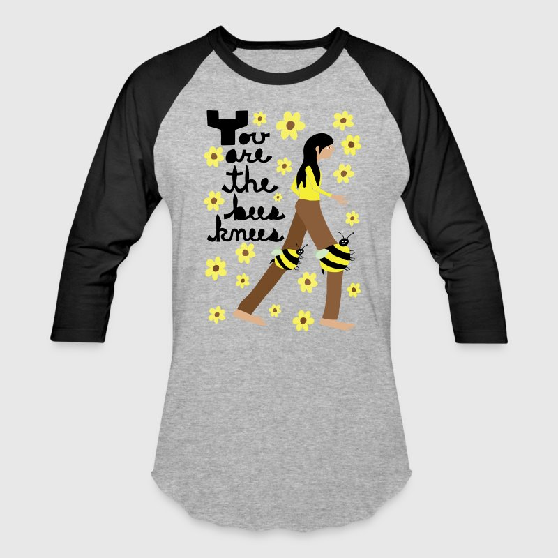 you are the bees knees T-Shirts - Baseball T-Shirt