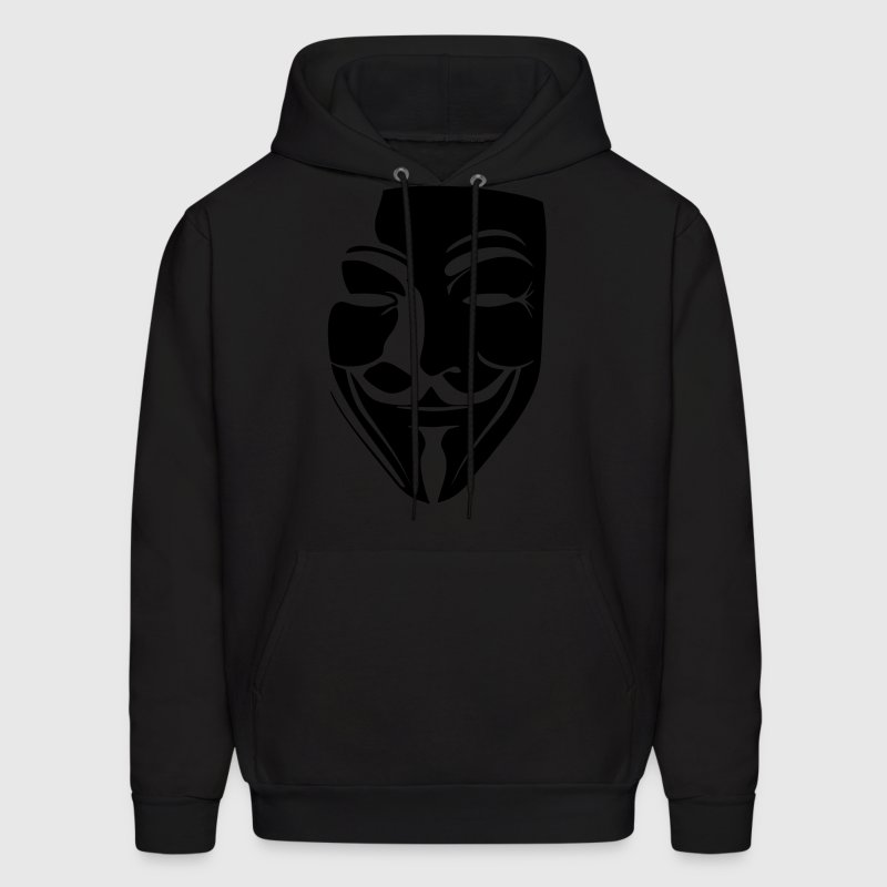 V for Vendetta Hoodies - Men's Hoodie
