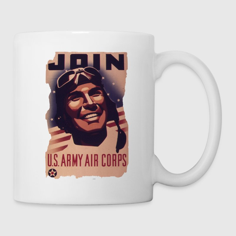 US Army Air Corps Coffee Cup - Coffee/Tea Mug