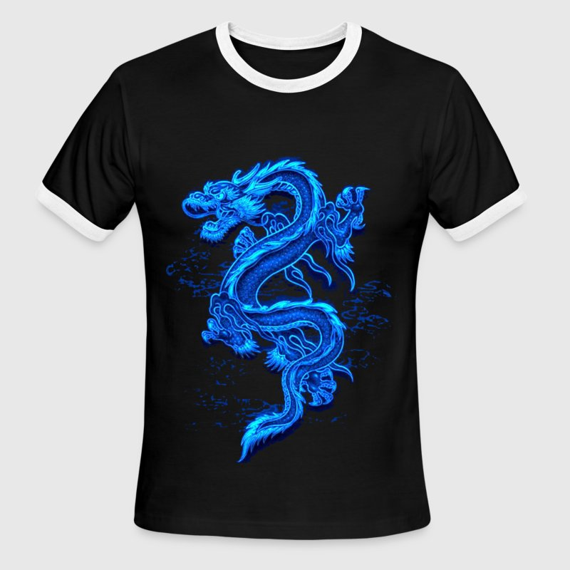 dragin design T-Shirts - Men's Ringer T-Shirt