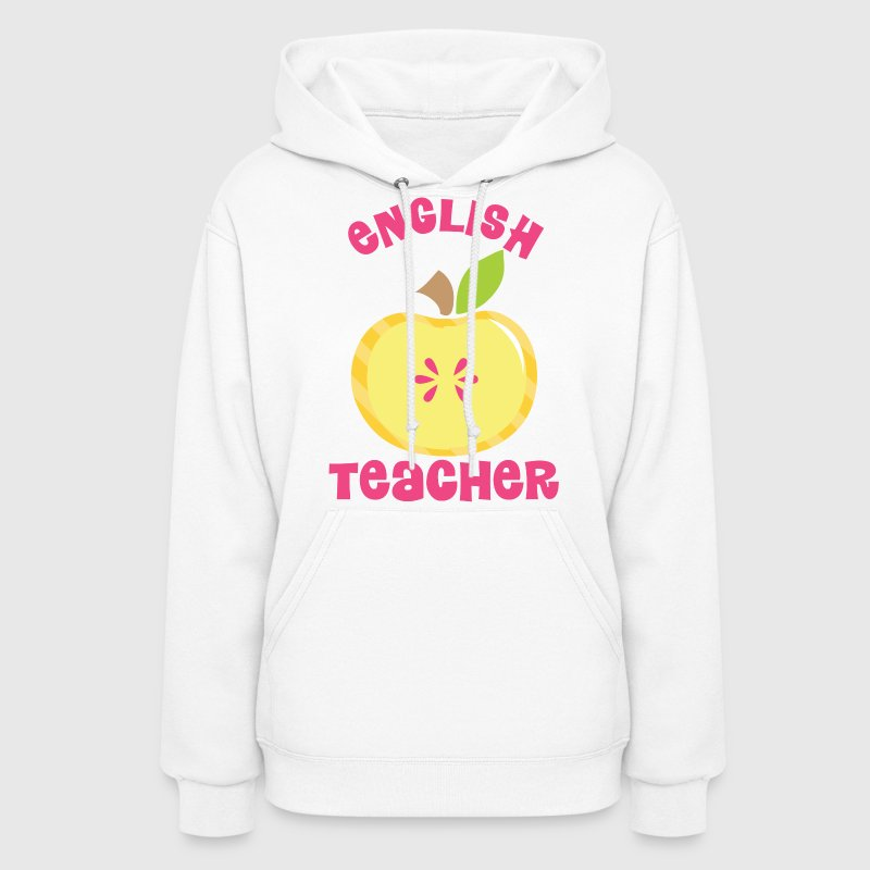 English Teacher Cute Pink Hoodies - Women's Hoodie