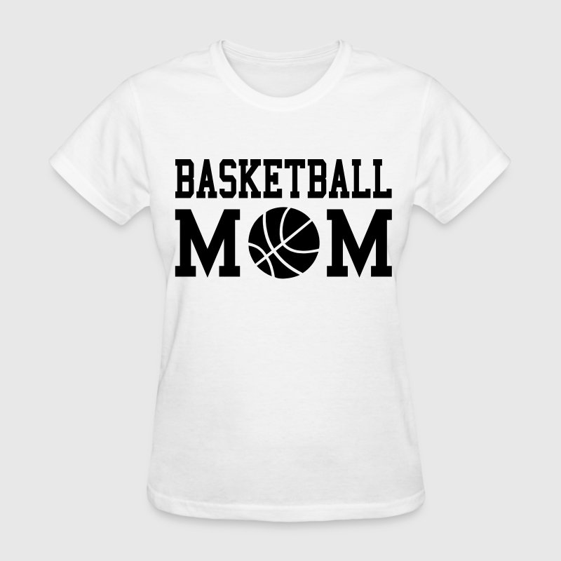 Basketball Mom Women's T-Shirt - Women's T-Shirt