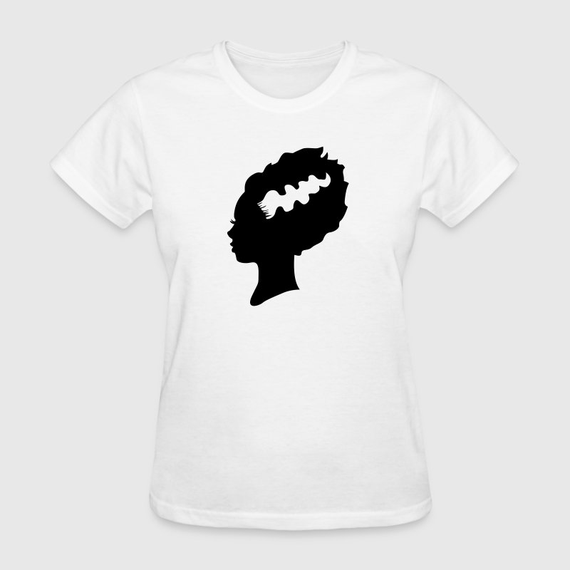 Bride of Frankenstein Women's T-Shirts - Women's T-Shirt