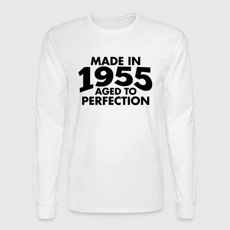 Made in 1955 Teesome Long Sleeve Shirts - Men's Long Sleeve T-Shirt
