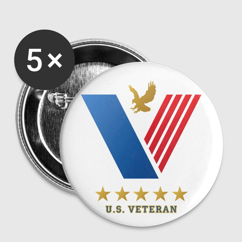 U.S. VETERANS...Thank you for your Service! Buttons - Large Buttons