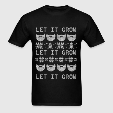 Let It Grow Long Sleeve Shirts - Men's T-Shirt