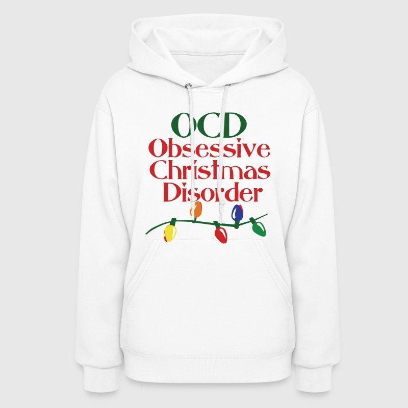OCD Christmas disorder Hoodie | Spreadshirt