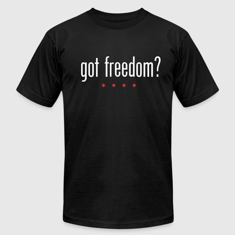 Got Freedom T-Shirts - Men's Fine Jersey T-Shirt