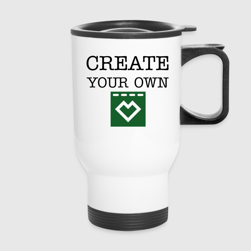 Create Your Own - Travel Mug - Travel Mug