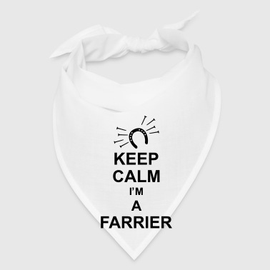 keep_calm_i'm_a_farrier_g1 Mugs & Drinkware - Bandana