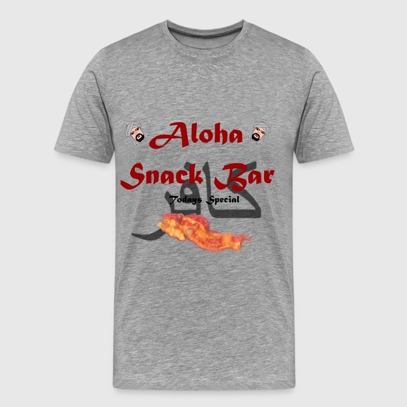 Aloha Snack Bar - Men's Premium T-Shirt