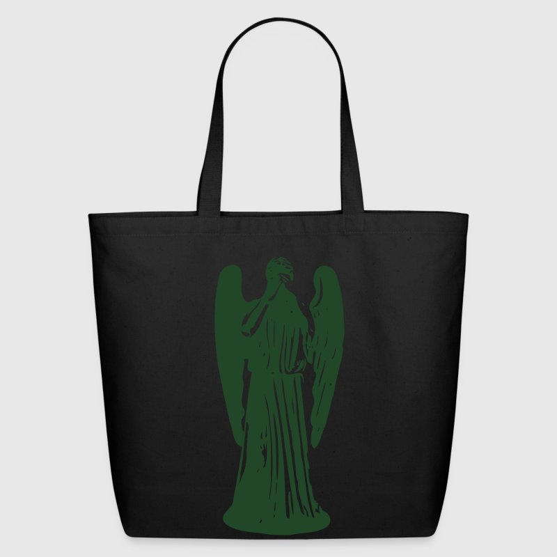 Weeping Angel Bags & backpacks - Eco-Friendly Cotton Tote