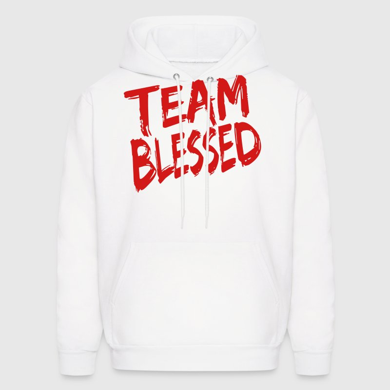 TEAM BLESSED - Men's Hoodie