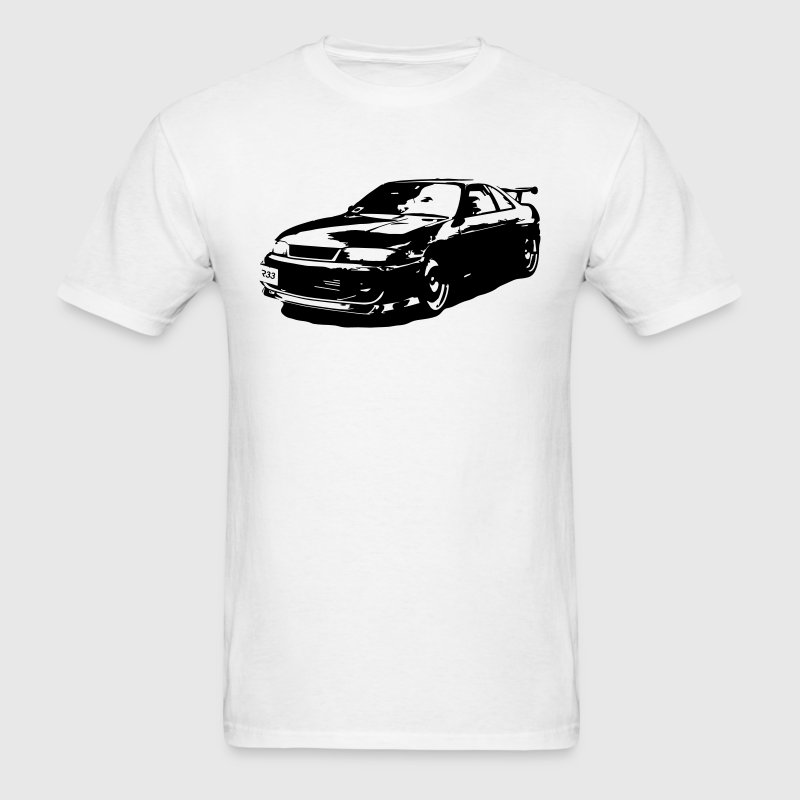 Skyline R33 - Men's T-Shirt