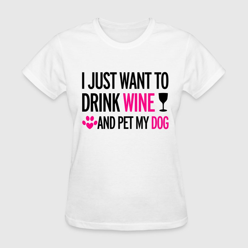 Dog Women's T-Shirts - Women's T-Shirt