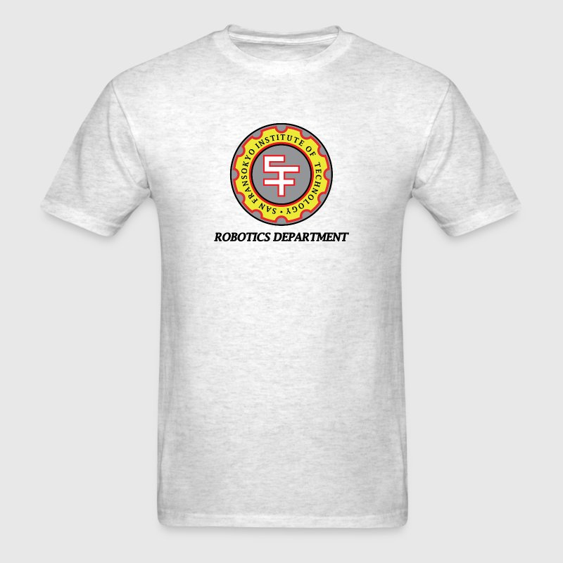 San Fransokyo Institute of Technology - Men's T-Shirt