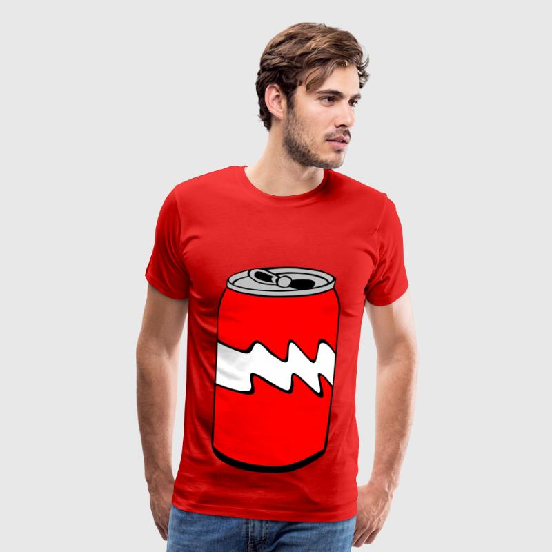 Pop Can - Men's Premium T-Shirt