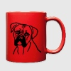 Boxer Accessories - Full Color Mug