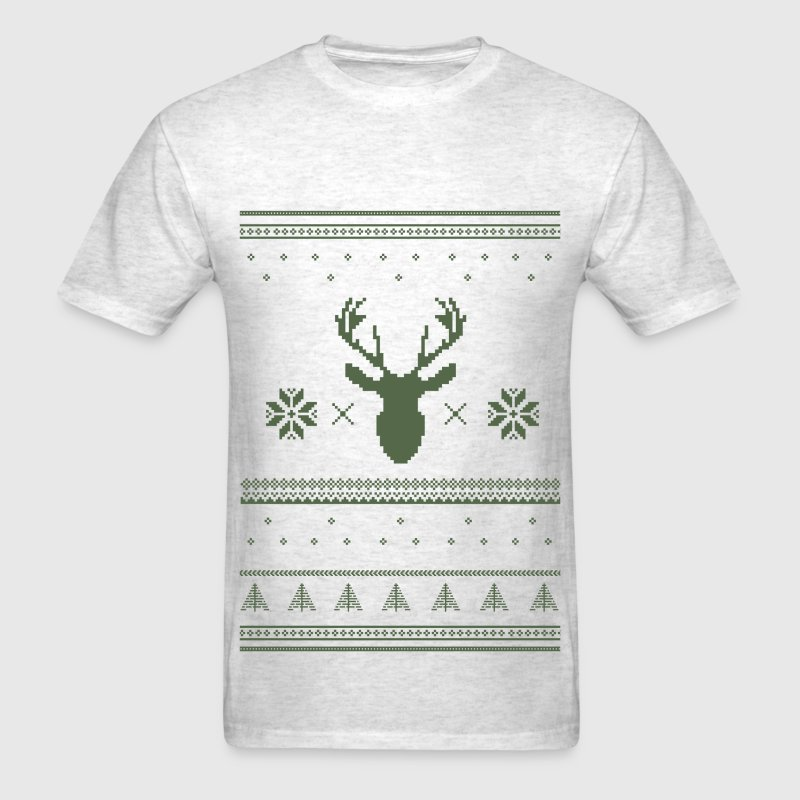 Sweater Shirt - Oh Deer T-Shirts - Men's T-Shirt