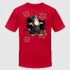 Muddy Paws T-Shirts - Men's T-Shirt by American Apparel